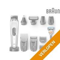 Braun all-in-one multigroomer