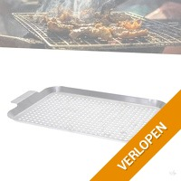 Barbecue grill pan