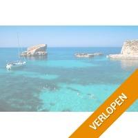 Voordelig naar Malta