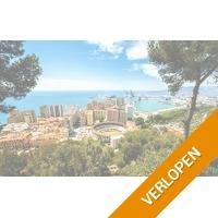 Heerlijke stedentrip Malaga