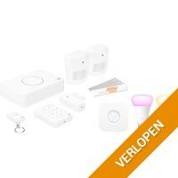 WoonVeilig Alarm-03 en Philips Hue starter pack