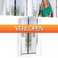 TipTopDeal.nl: Magic Door Mesh magnetische deurgordijn