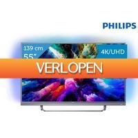 iBOOD.com: Philips 55 inch 4K Ultra HD LED TV