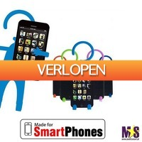 Multismart.nl: Handy Man smartphone holder set