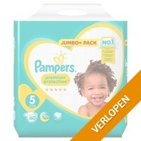 Pampers Premium Protection maat 5 luiers