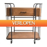 Xenos.nl: Bakkerskast met lade