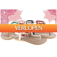 Dailygrabdeals.com: Mrchlabel Strass slippers