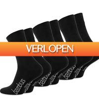CheckDieDeal.nl: 3 paar bamboe sokken
