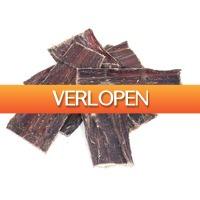 Plein.nl: Petsnack rundvlees strips 1 kg