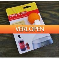 Uitbieden.nl 2: Universele koolzuurhoudende frisdrank pompdop
