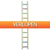 Plein.nl: Happy Pet houten vogelladder