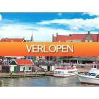 Traveldeal.nl: Er heerlijk tussenuit Hotel Marinapark Volendam