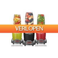 Groupon 3: Nutriblend professionele blender