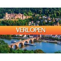 Traveldeal.nl: Halfpension verblijf in het Duitse Odenwald