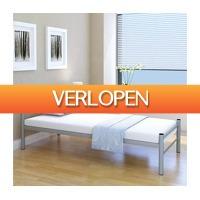 VidaXL.nl: vidaXL bedframe metaal