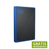 Media Markt: WD My Passport Go 500GB Blauw