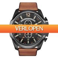 Dailywatchclub.nl: Diesel DZ4343 herenhorloge