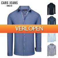 ElkeDagIetsLeuks: Cars Jeans overhemd
