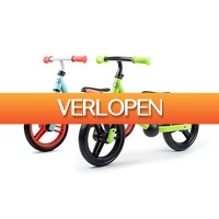 Groupon 3: Kinderkraft loopfiets