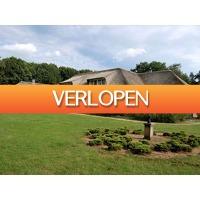 Traveldeal.nl: Prachtig 4-sterren Landhuishotel in Twente