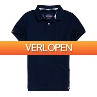 Plutosport offer: Superdry Vintage Destroyed polo