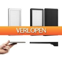 Voordeelvanger.nl: Ultra dunne solar buitenlamp
