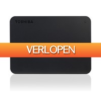 Expert.nl: Toshiba externe harde schijf