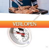 Wilpe.com - Home & Living: Excellent Houseware RVS vleesthermometer