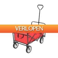 VidaXL.nl: vidaXL handkar inklapbaar