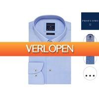 iBOOD.be: Profuomo Originale overhemd