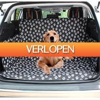Uitbieden.nl 2: Waterdichte XXL kofferbak hondendeken