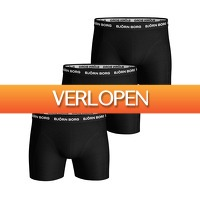 Plutosport offer: Bjorn Borg Solids boxershorts