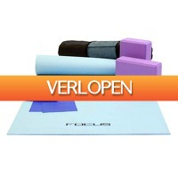 Betersport.nl: Yoga starter set blauw