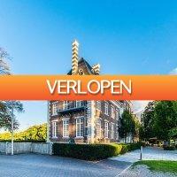 D-deals.nl: Verblijf 1, 2 of 3 nachten in een historisch kasteel in Belgisch Limburg nabij Maastricht