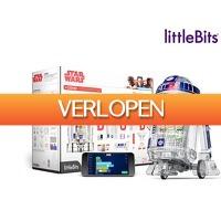 iBOOD Electronics: LittleBits Star Wars Droid Inventor Kit