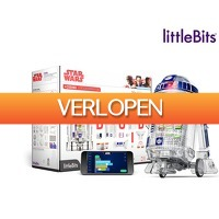 iBOOD Electronics: LittleBits Star Wars Droid Inventor Kit