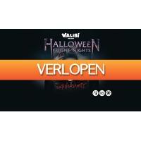 ActieVandeDag.nl 2: Halloween Fright Nights in Walibi Holland