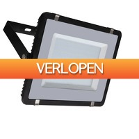 INTOLED: LED Breedstraler 100 Watt IP65 6400 K Samsung 5 jaar garantie