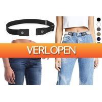 VoucherVandaag.nl: Gespvrije elastische riem