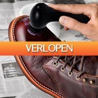 Dealbanana.com: Elektrische schoenenpoetser