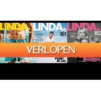 ActieVandeDag.nl 2: 3 x LINDA.magazine