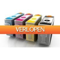 ActievandeDag.nl 1: Dubbele set cartridges