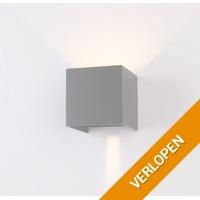 LED wandlamp 6 Watt 3000 K