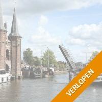 3 dagen bij de Friese Meren en Sneek