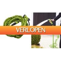 ActievandeDag.nl 1: Flexibele tuinslang