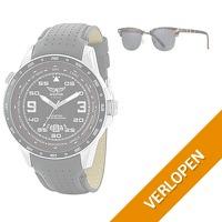 Aviator F-Series World Cities heren horloge