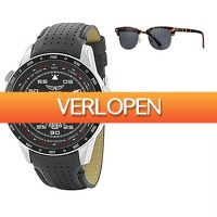 Watch2Day.nl 2: Aviator F-Series World Cities heren horloge