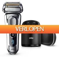 Bol.com: Tot 20% extra korting op Braun scheren & ontharen
