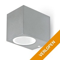 Vierkante buitenlamp LED