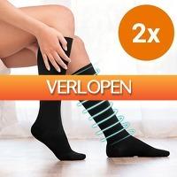 CheckDieDeal.nl: 2 paar compressiekousen